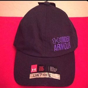 🆕 ONLY 1! Under Armour Girls Cap